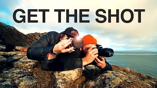 GET THE SHOT!! This happens every-time!