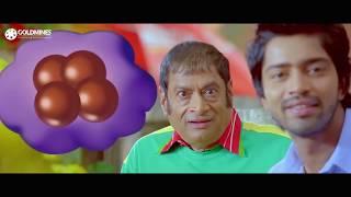 हीरो नं जीरो फिल्म के ऑल बेस्ट कॉमेडी सीन | साउथ इंडियन हिंदी डब्ड मूवी कॉमेडी सीन