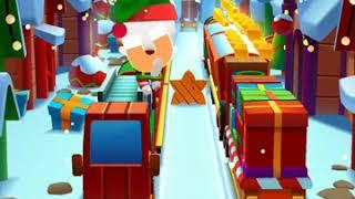 Talking Tom Gold Run Elf Angela Android Gameplay #02