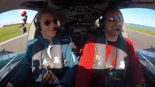 Crossing the Pond in a Diamond Aircraft DA62 - Episode 2
