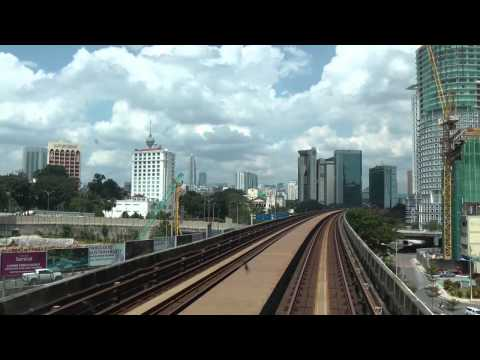 Holiday Kuala Lumpur 2012 - part 2 (trains)