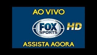 FOX SPORTS AO VIVO - BOM DIA FOX - FOX SPORTS RADIO - EXPEDIENTE FUTEBOL
