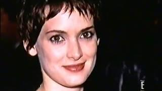 Winona Ryder E! True Hollywood Story Biography Documentary 2002