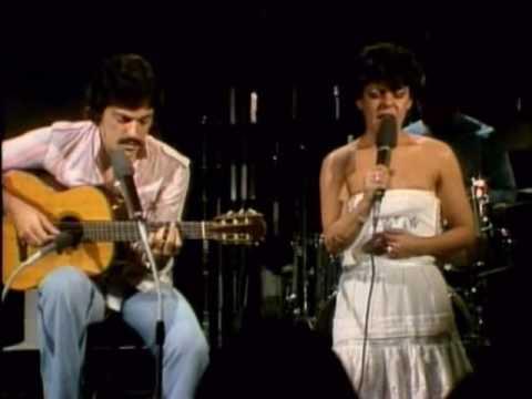 O que será (Oh que será) Live. Miucha & Toquinho