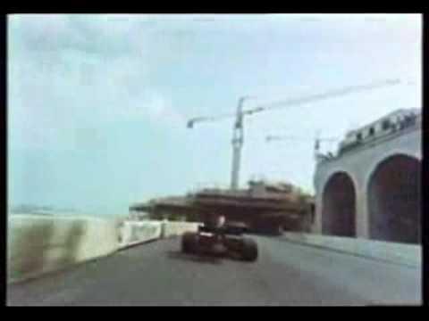 F1 Monaco onboard 1973