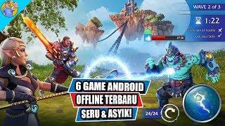 6 Game Android Offline Terbaru yang Seru dan Asyik