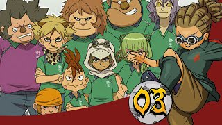 LA PRIMA PARTITA DEL FOOTBALL FRONTIER Inazuma Eleven 1 Gameplay Story CHAPTER 3