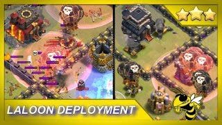 LaLoon Deployment Guide - Pathing & Placement (TH9/10)