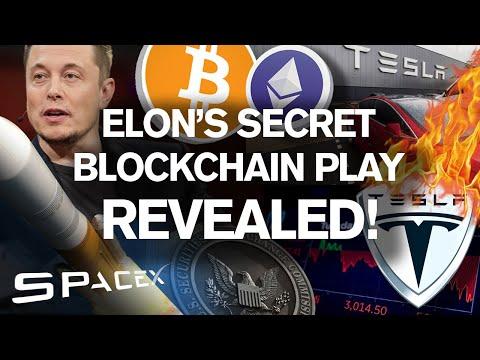 Why Did Elon Musk CRASH Tesla!? His Secret Agenda??