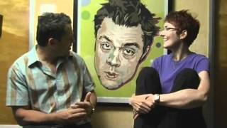 Jackass Director Jeff Tremaine W/ Artist Sarah Green On Ryan Dunn, Johnny Knoxville, Mike Busey
