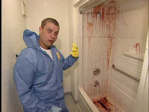 The Crime Scene Cleaners