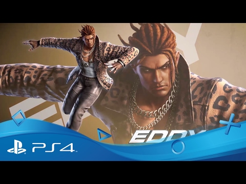 Tekken 7 Eddy Gordo Reveal Ps4 Youtube