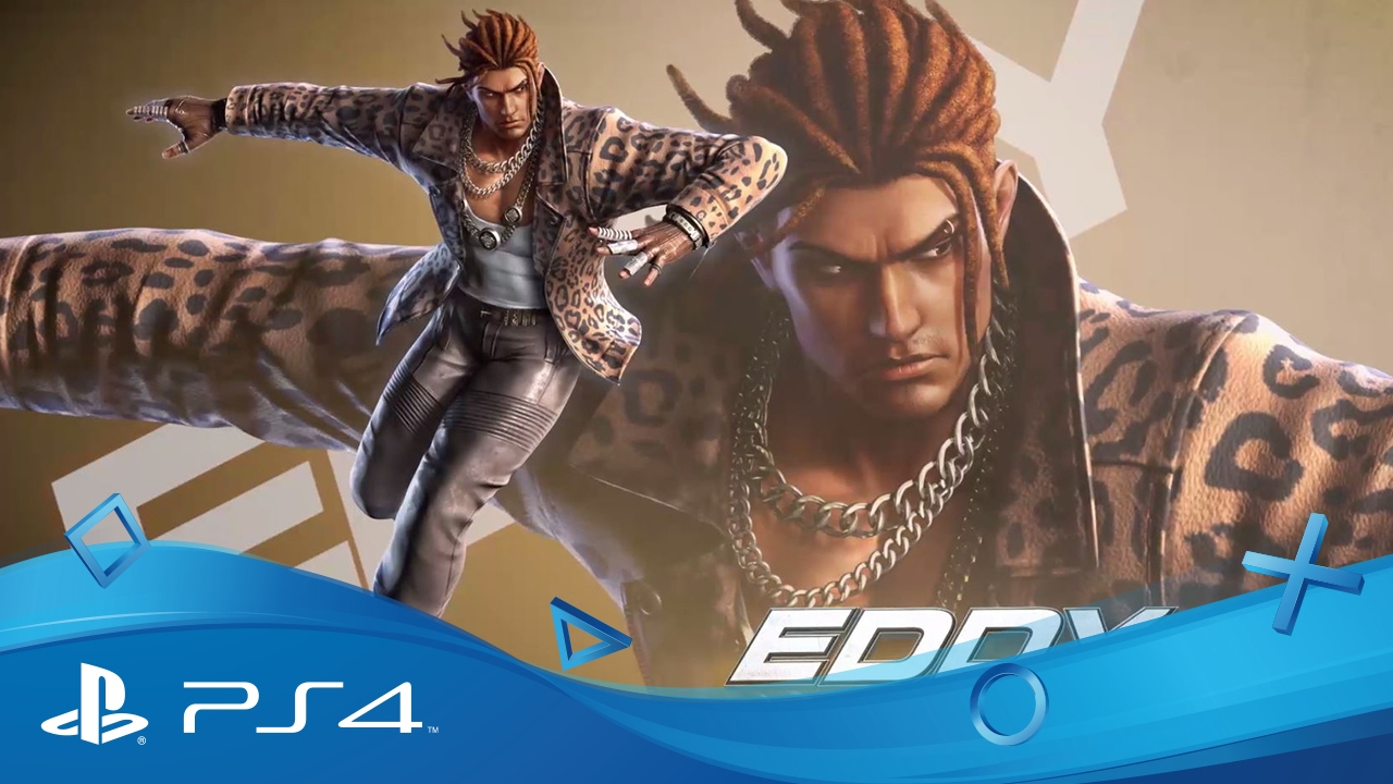 tekken 7 eddy gordo reveal ps4 youtube tekken 7 eddy gordo reveal ps4
