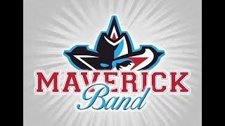 SHS Maverick Band 10-16-18