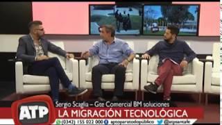 Sergio Scaglia - BM Soluciones SRL sigue expandiendose - ATP 15 08 18