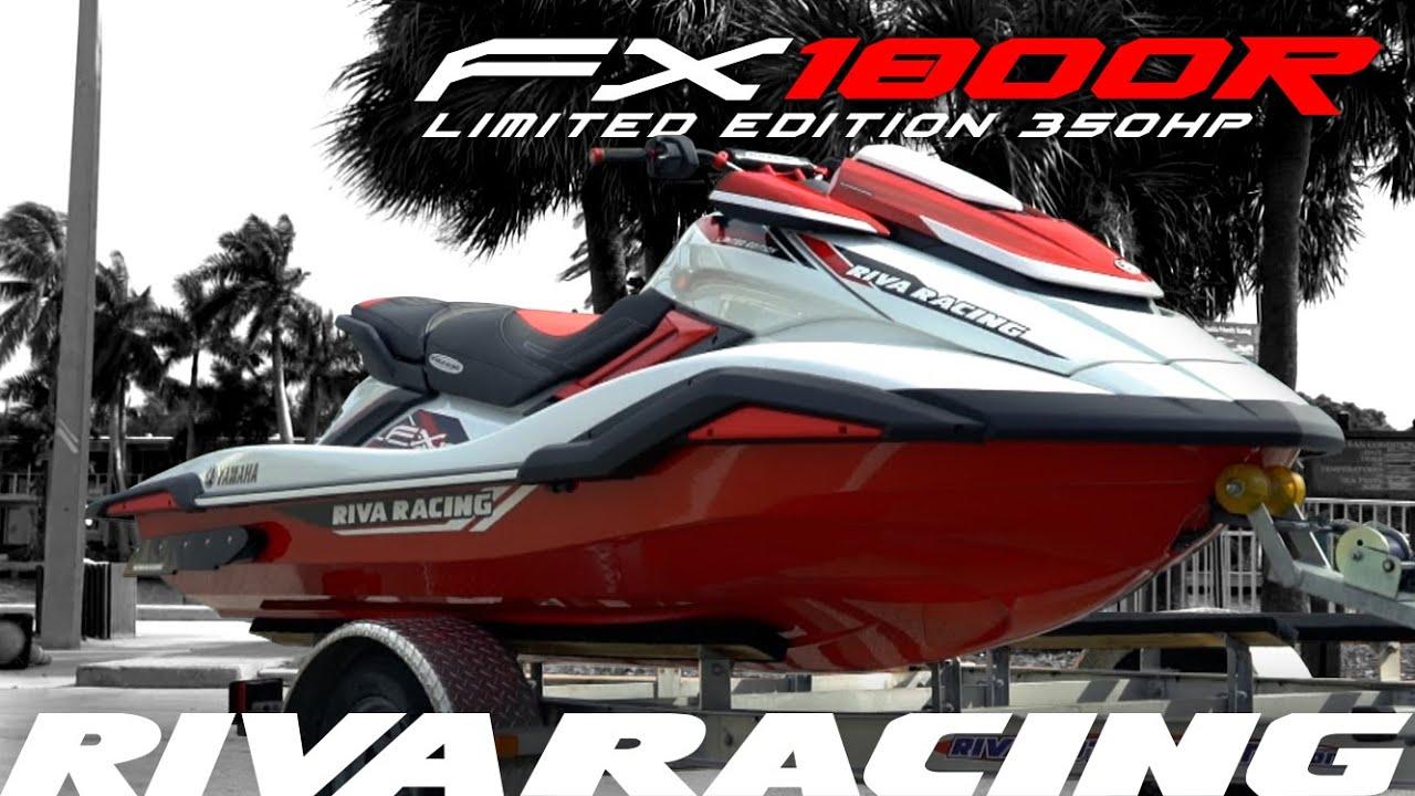 RIVA Racing 2019 Yamaha FX1800R Limited Edition