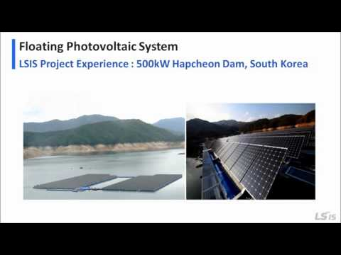 [LSIS] Floating Photovoltaic System