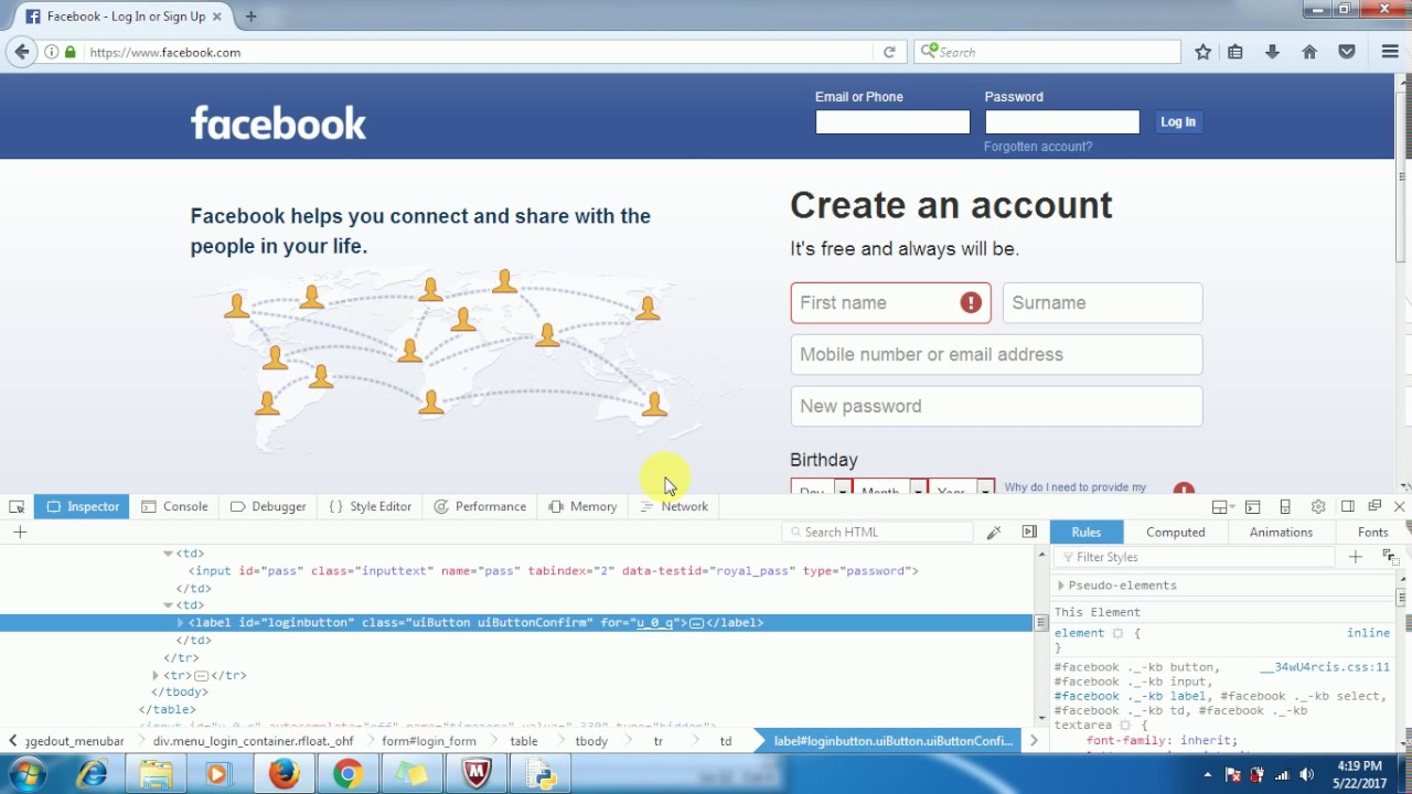 how to stop using facebook browser