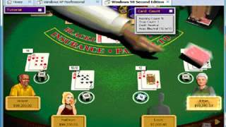 Hoyle Casino 1999 - Blackjack and Five Card Draw