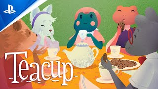 Teacup - Launch Trailer | PS4