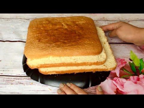 Բիսկվիտի բաղադրատոմս. Бисквит для торта. Biskvit. Inchpes Patrastel Biskvit