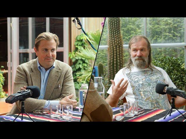 Autonomie begint met de adem: in gesprek met Wim Hof | #3.46