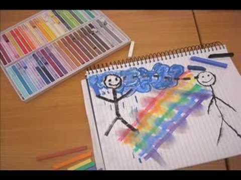 Rainbow by Fefe Dobson.