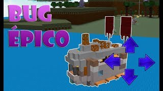 Bug Épico | Build A Boat For Treasure (Roblox)