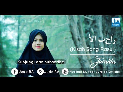 Shalawat Rohatil (Kisah Sang Rasul) Cover By Juraida Official