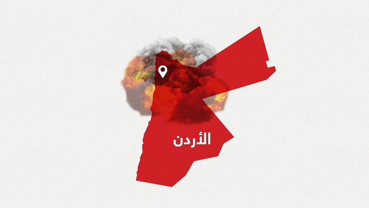 CNN عربية:التسلسل الزمني للأحداث الأمنية في السلط والفحيص بالأردن