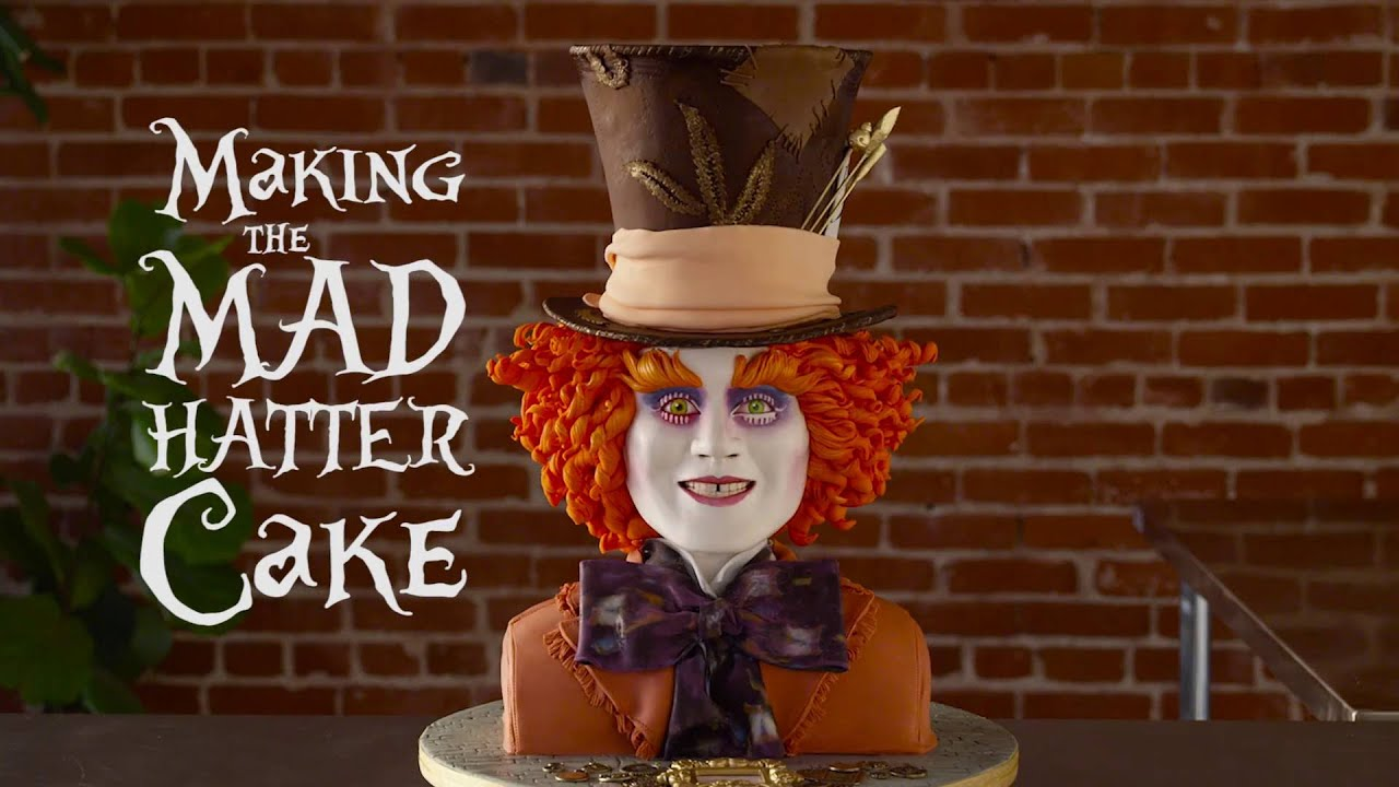 Images Of Mad Hatter Cakes