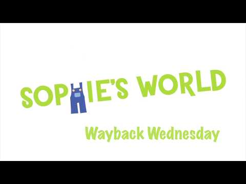 How To Make A Pop Up Groundhog Puppet - A Groundhog Day Wayback Wednesday | Sophie's World