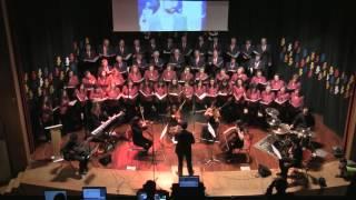 """Orfeão de Barrô - """"Cinderela"""" (Carlos Paião/Arr. Sérgio Brito)"""