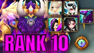 World Rank #10 Player with Paranormal Picks in RTA! - Summoners War