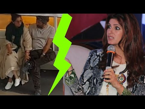 Twinkle Khanna finally lashes out at mother Dimple Kapadia for viral video with Sunny Deol !Fight