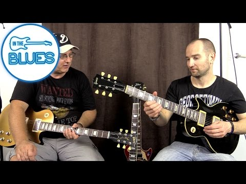 Shane & Alex - USA, Japanese, & Chinese Les Paul Discussion & Tests