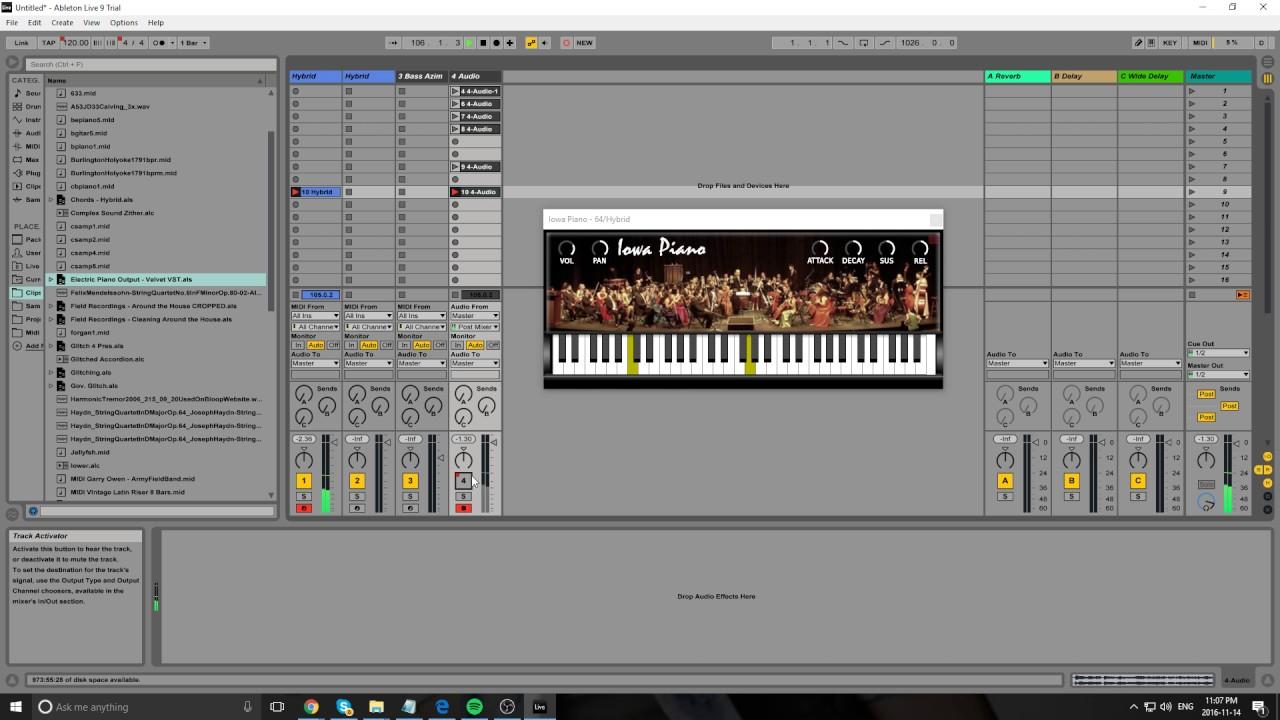 Iowa Piano VST Demo (Free Piano VST by Big Cat Instruments)