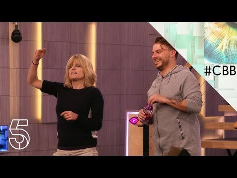 Rachel raps it up!  Day 17  Celebrity Big Brother 2018