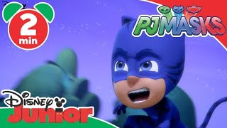 PJ Masks Super Pigiamini | Il Gatto più coraggioso - Disney Junior Italia