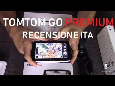 TOMTOM GO PREMIUM RECENSIONE Italiana. Ha senso nel 2019 comprare un Navigatore ?