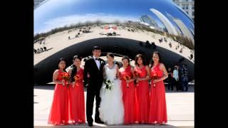 Aibek & Nargiza  Wedding  in Chicago