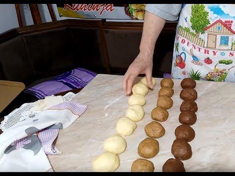 Bakina kuhinja - odličan šareni kolač