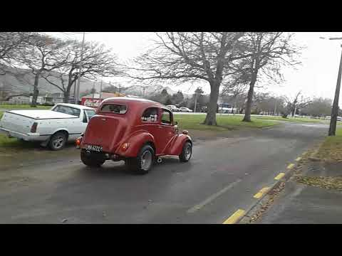 The Day I Bought A 1949 Ford Pop Street Rod.