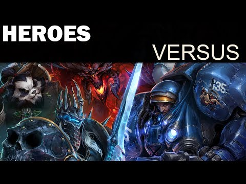Heroes of the Storm - Versus - Blackheart's Bay - Li Li Stormstout (Game 19)