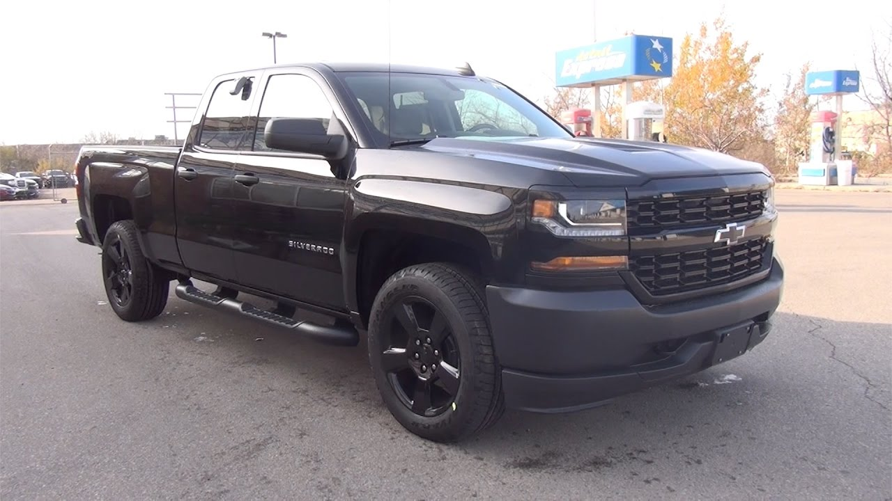 2017 Chevrolet Silverado 1500 Ext Cab Bennett Gm New Car Dealer