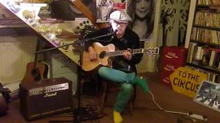LMC Vs U2 - Take Me To The Clouds Above - Acoustic Cover - Danny McEvoy