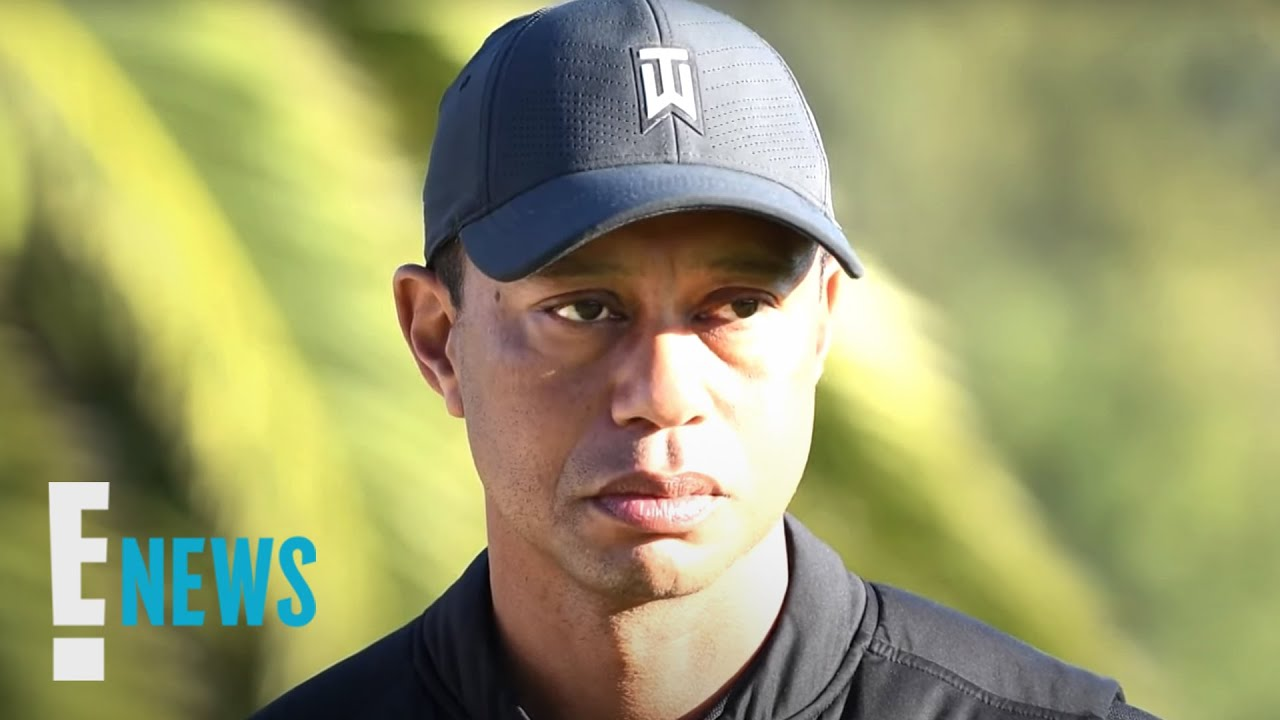 Tiger Woods' Cause of SUV Crash Revealed News