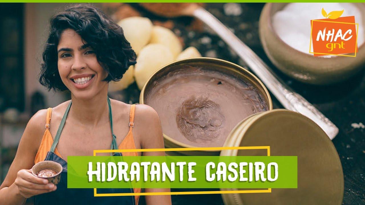Hidratante caseiro para o corpo: aprenda a fazer manteiga de cacau | Bela Gil | Refazenda