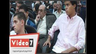 ياسين الزغبي : جمعت شكاوى من أبناء محافظة الفيوم لعرضها