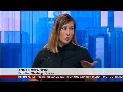 Nigeria Economic Crisis - Anna Rosenberg - BBC